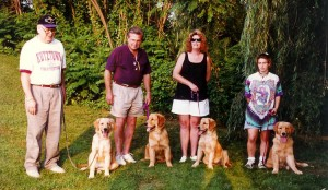 Dog Obedience Group Classes in Carroll County